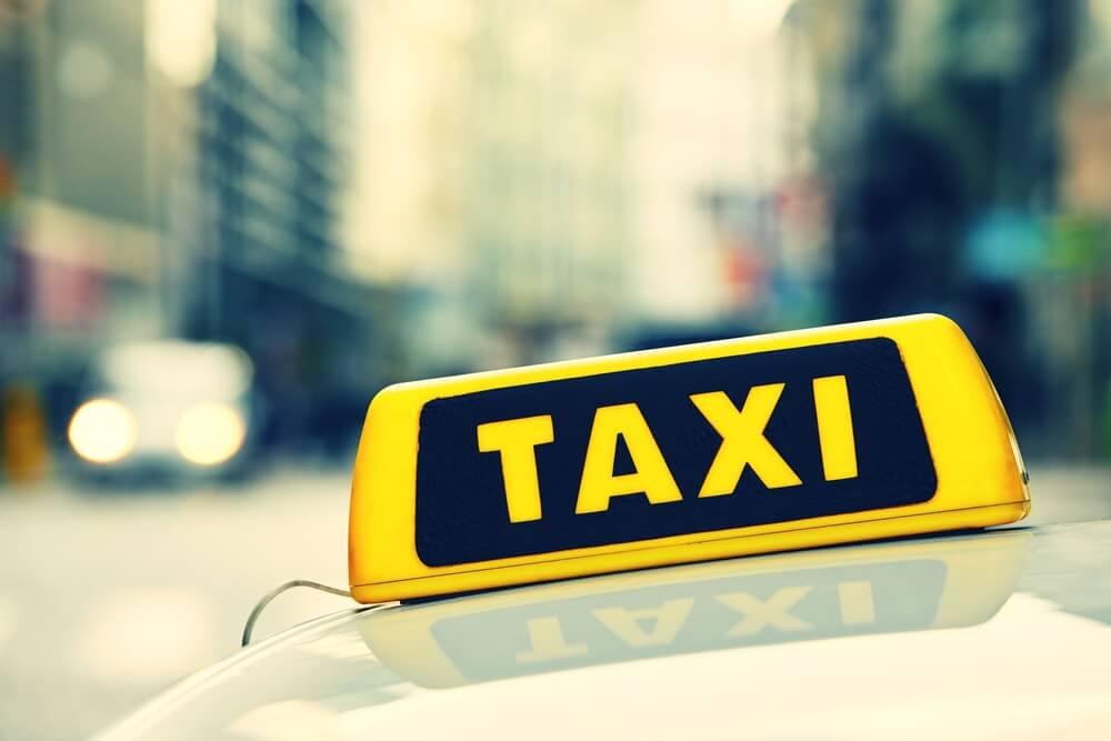 Как заказать такси в компании Олимп