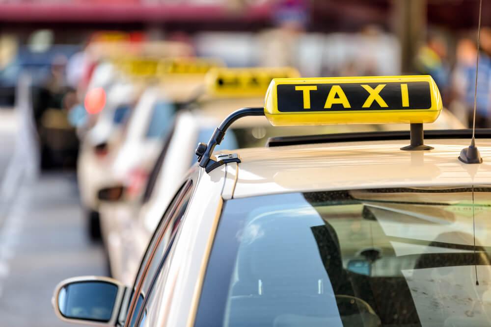 Почему такси Олимп