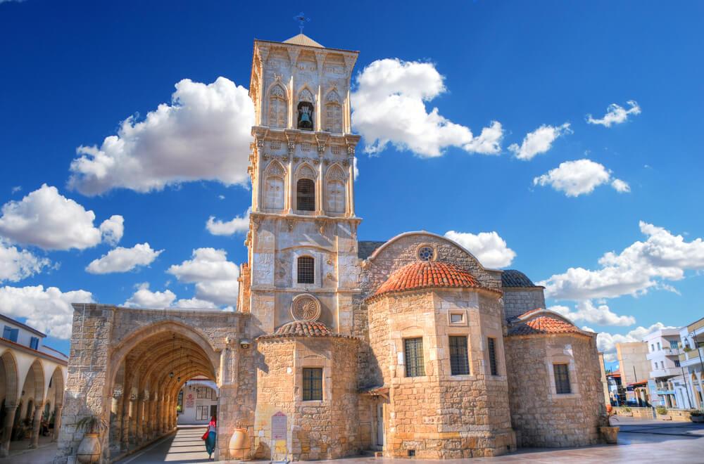 7 святынь Кипра