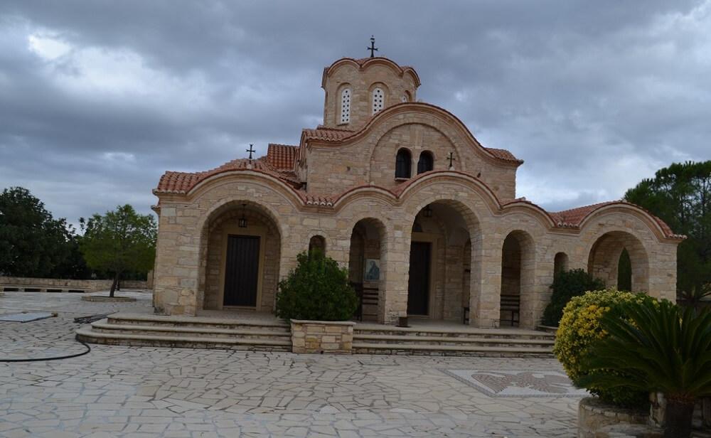 Монастырь Святого Ираклидия