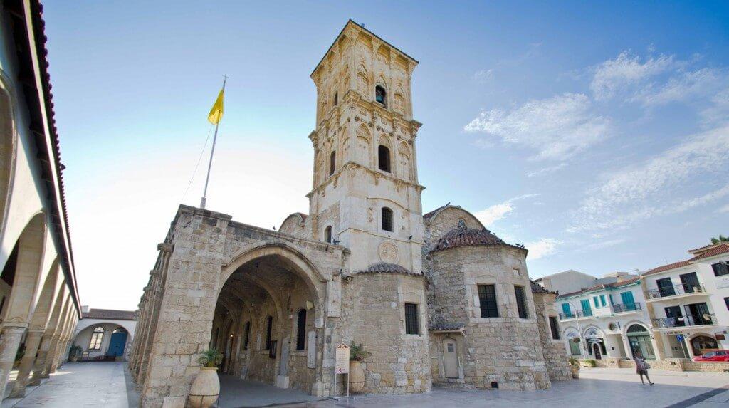 Монастырь Святой Феклы первомученицы