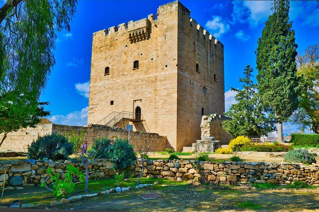 Замок Коллоси