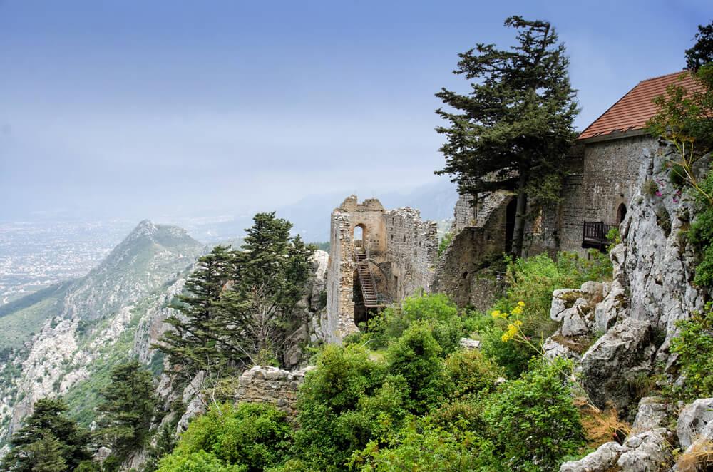святой илларион Кипр